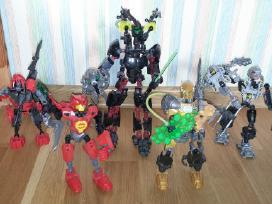 Buldozeris Lego ir Robotai