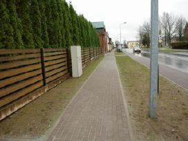 Trinkelių klojimas, apželdinimo paslaugos Kaunas - nuotraukos Nr. 3