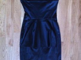 """Juoda, klasikinė """"Kirsty doyle suknelė + dovana"""