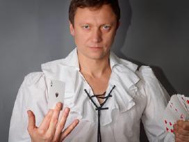 Iliuzionistas Jonas Palionis, burtininkas vaikams