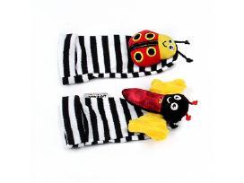 Lavinančios kojinytės kūdikiui Sozzy, Lamaze