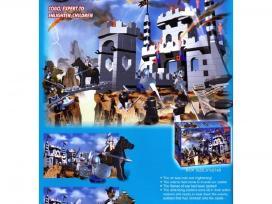 Cogo konstruktoriai: Pilis,piratai,ferma nuo 18eu