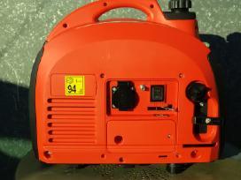 Išpardavimas! Elektros generatorius Scheffler 700w