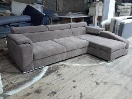 Minkšti baldai kokybės ir komforto vertintojams