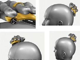 Galvos skustuvai Headblade
