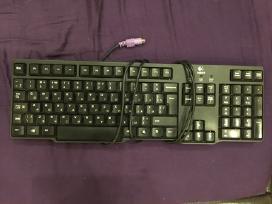 Nauja Logitech klaviatura