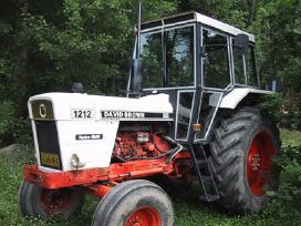 David brown traktorių dalys, Db,
