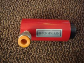 Stūmimo cilindras /cilindrai