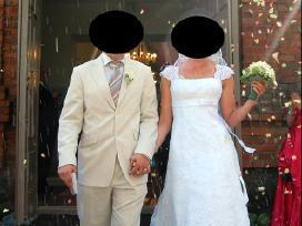 Pati pačiausia vestuvinė suknelė