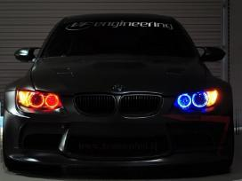 Bmw angel, demon eyes led marker - canbus.akcijos!