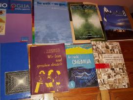 Ivairiu klasiu vad. egzaminams ir teises knygos