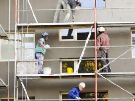 Fasadų šiltinimas Renovacija Pastolių nuoma - nuotraukos Nr. 7
