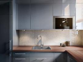 Nestandartinių Ir Modernių Virtuvės Baldų Gamyba
