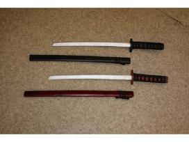 Medinis samurajų kardas