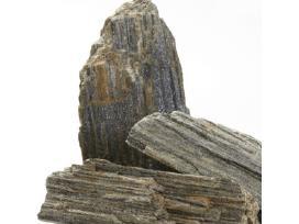 Akmenys akvariumams - skalūnas, kvarcas, sodalitas