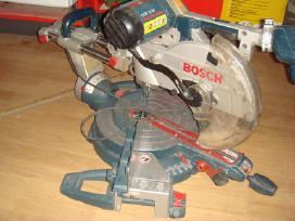 Medžio pjovimo skersavimo Bosch Gsh 12 Sd ir 8s