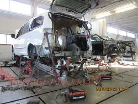 Automobilių kėbulo remonto meistras