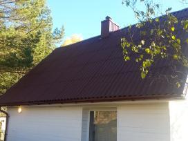 Renovuotas Fasadas ir Stogas - nuotraukos Nr. 3