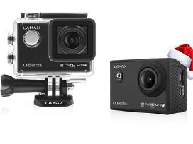 Gopro Hero 6 black, Hero 4, session kamera nauja