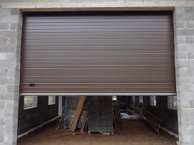 Automatiniai pakeliami garažo vartai