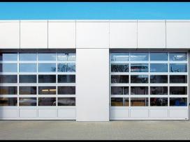 Kokybiški patikrinti laiko garažo vartai