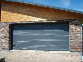 Garažo vartai, montavimas, aptarnavimas