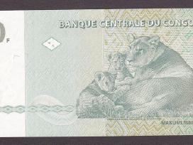 Kongo banknota 20 francs 2003 Unc N277+* - nuotraukos Nr. 2