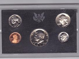 Jav 1971s monetas Proof Set N24*