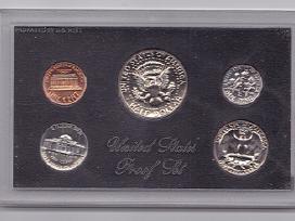 Jav 1971s monetas Proof Set N24*