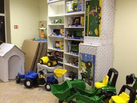 Minami Traktoriukai vaikams John Deere
