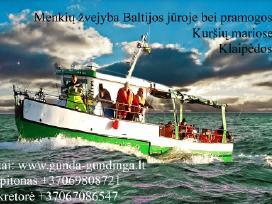 Žvejyba-pramogos
