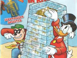 Superkame/parduodame žurnalus Donaldas ir kiti!