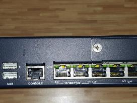 Juniper Srx210he 8-port Firewall/ Services Gateway