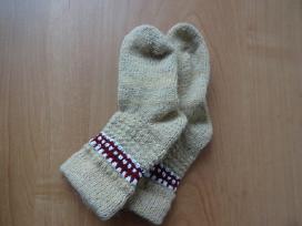 Vilnonės kojinės - nuotraukos Nr. 2