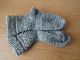 Vilnonės kojinės - nuotraukos Nr. 3