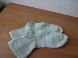 Vilnonės kojinės - nuotraukos Nr. 6
