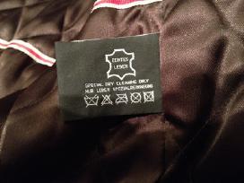 Natūralūs verstos odos kailiniai