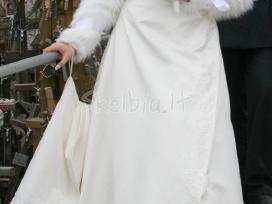 Parduodu vestuvine suknele - nuotraukos Nr. 7