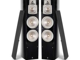Yamaha Stiprintuvas, dvd bluray grotuvas, kolonele