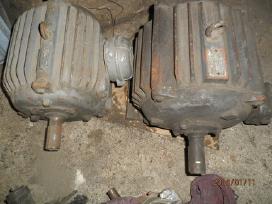 Elektros varikliai