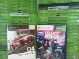 Xbox 360 zaidimai