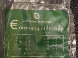 Lietuvos Euro start paketas ( Euro Starter kit )