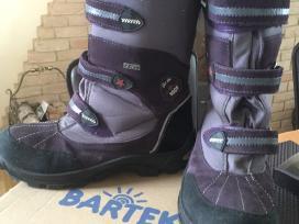 Bartek žieminiai batai. Gera būklė. 38 dydis