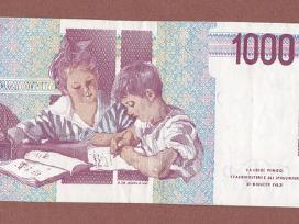 Italia kupiura 1000 lir 1990m N217*