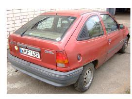 Opel Kadett Dalimis