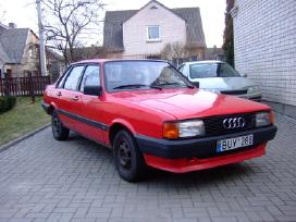 Audi 80 Dalimis.1985m.b2.