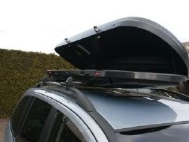 Thule stogo bagazine-stogo skersiniai - nuotraukos Nr. 8