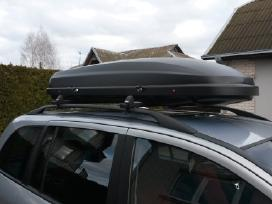 Thule stogo bagazine-stogo skersiniai