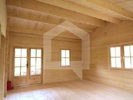 Mediniai namai gamintojo kainomis