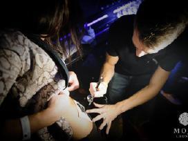 Laikinos tatuiruotės, laikinos tattoo